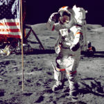 FYI: There Are Twelve Men Walked on the Moon