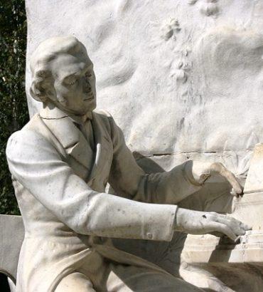 Działalność Chopina